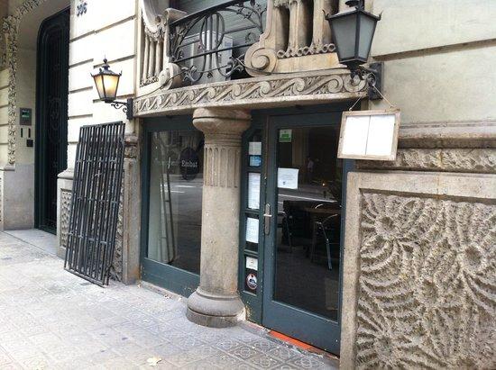 Restaurant Embat : 外観