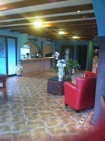 Los Establos Boutique Hotel : Restaurant