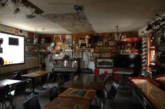 Last Chance Saloon: Inside