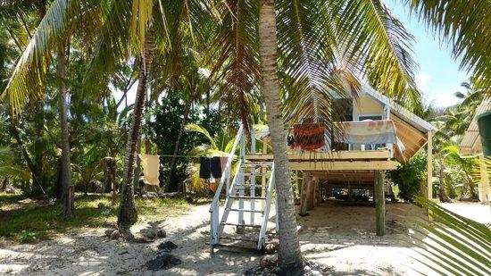 Vaikoa Units: Our bungalow