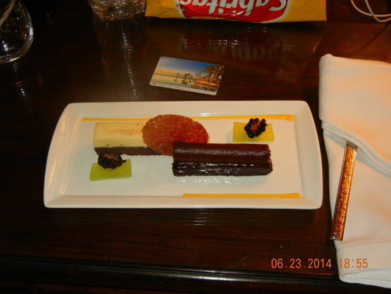 Hilton Los Cabos Beach & Golf Resort: Dessert