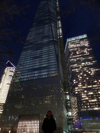 Mémorial du 11-Septembre : One Trade Center