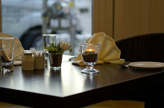 Milling Hotel Park, Middelfart: Restaurant