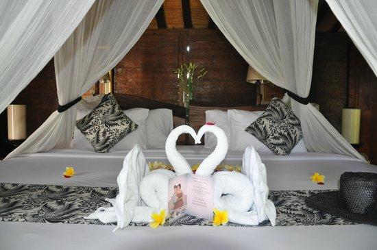 KajaNe Mua Private Villa & Mansion: habitacion - dormitorio