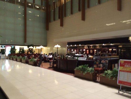 Hotel Associa Shin-Yokohama: Lobby viele