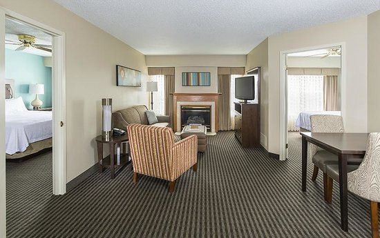 Homewood Suites by Hilton Grand Rapids: Two Bedroom Suite