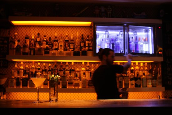 Home Hotel Buenos Aires: Award winning Bar at Home Hotel