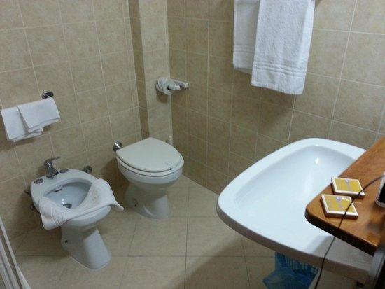 Regent Hotel Pescara: bagno