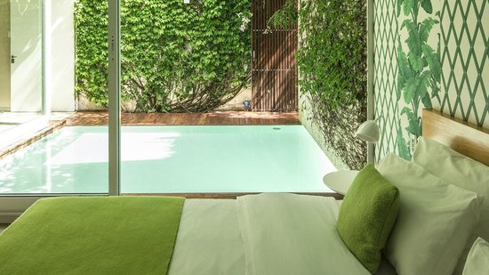 Home Hotel Buenos Aires: Garden Suite at Home Hotel