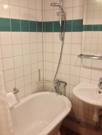 Profilhotels Hotel Uppsala: bath