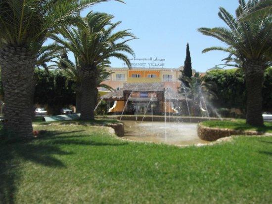Caribbean World Hammamet Garden : Entrée de l'hôtel
