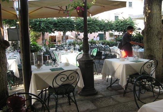 Paccheri - Picture of Ristorante e Pizza La Vecchia Marina, Marciana ...