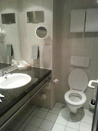Quality Hotel Dresden West : Bathroom
