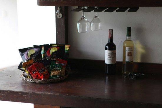 Villa Laurinda: Mini Bar