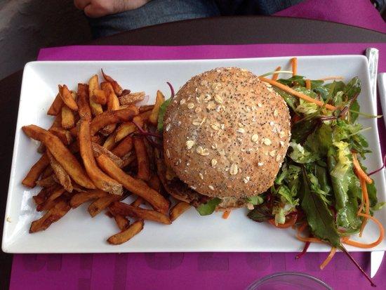 Le Zinzolin : Zinzoburger