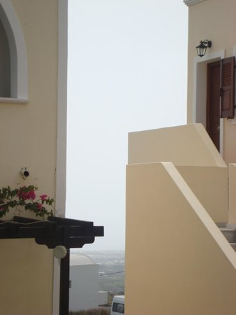 Markakis Studios Fira: view