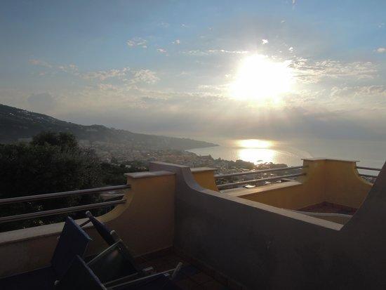 Art Hotel Gran Paradiso: balcony