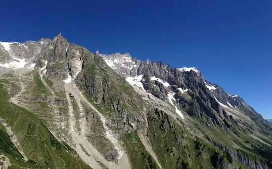 Mont Blanc : горы