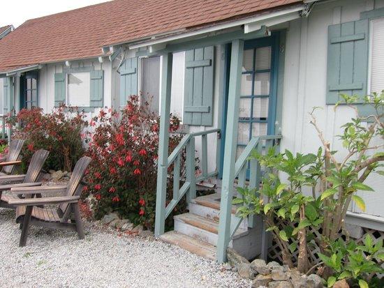 Lucia Lodge: Our room and veranda
