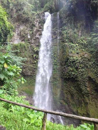 Los Establos Boutique Hotel: Gorgeous Waterfall