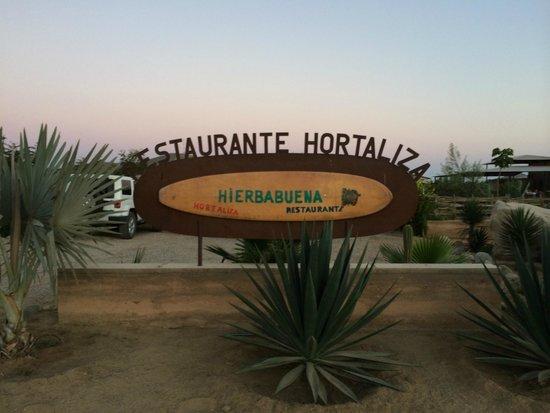Cerritos Surf Town : Hierbabuena Restaurant
