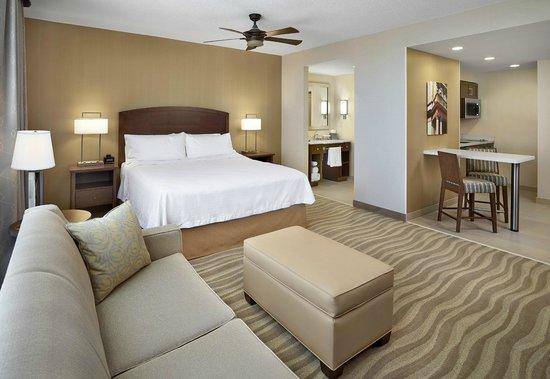 Homewood Suites by Hilton Halifax-Downtown, Nova Scotia, Canada : Studio Suite