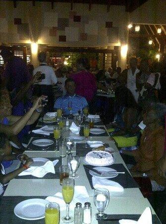 IFA Villas Bavaro Resort & Spa: Disfrutando en familia