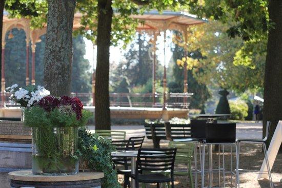 Thabor La Terrasse: Au coeur du Thabor, un jardin de prestige