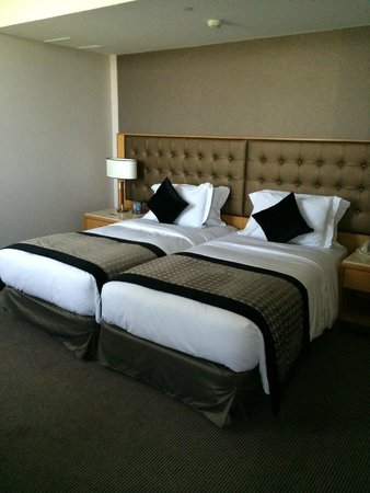 DoubleTree by Hilton Luxembourg: Room