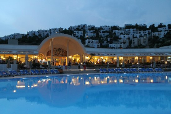 Yasmin Resort Bodrum: The hotel