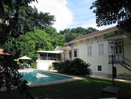 Villa Laurinda: Villa