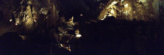 Grottes de Vallorbe: Cathédrale de pierre
