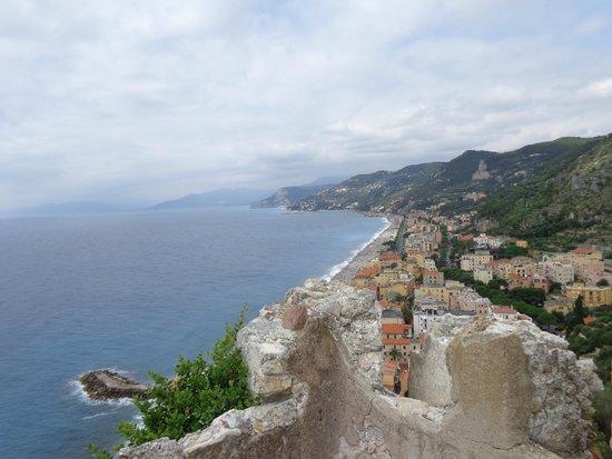 Torre Saracena: vista di Varigotti