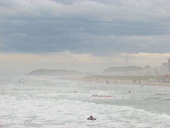 Molhes Beach: Praia dos molhes