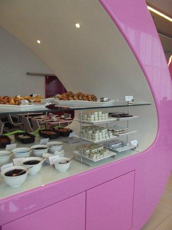 nhow Berlin : Frühstücksbuffet