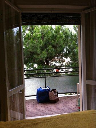 Hotel Madeira: Terrazza in camera