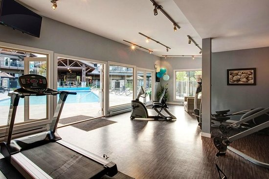 Sunrise Ridge Waterfront Resort: New Fitness Facility