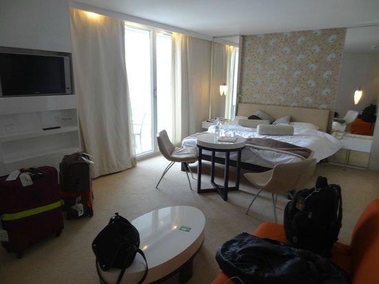 Amfora Hvar Grand Beach Resort: segundo quarto (superior)