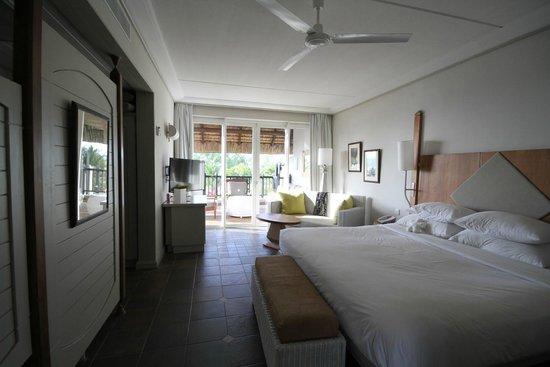 Room 3042 Junior Suite Picture Of Lux Grand Gaube Tripadvisor