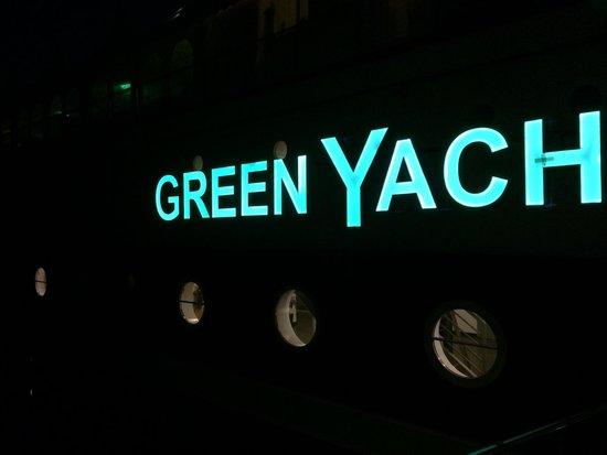 Greenyacht Hotel: Green Yacht