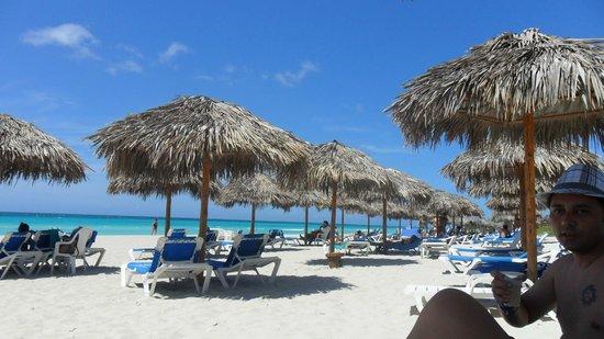 Hotel Tuxpan Varadero: la plage