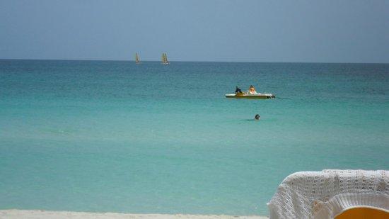 Hotel Tuxpan Varadero: la mer