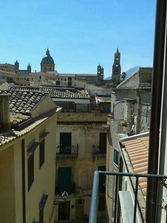 Casa vacanze La Cattedrale: Vista dalla camera