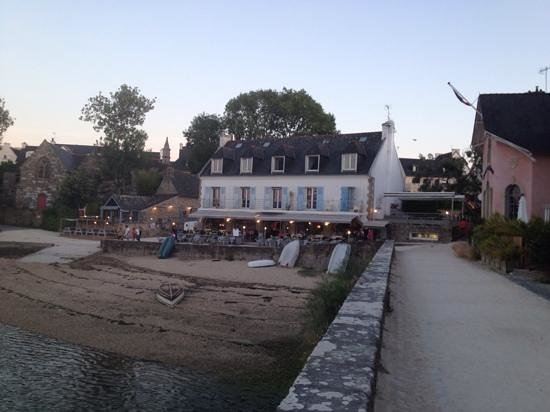 Le Cafe du Port: View of resturant