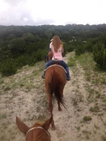 Stricker Trail Rides: Loved the trails!!