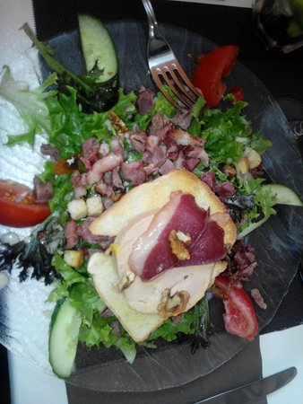 La Tortue : salade gourmande