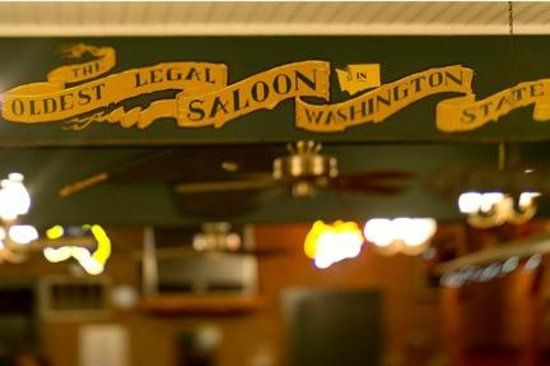 Three Fingered Jack's Saloon: Yep