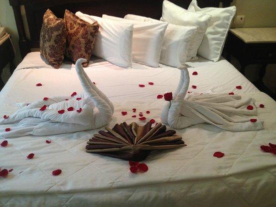 Valentin Imperial Maya: Welcome anniversary decor