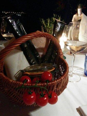 Anjuna Plage Privée - Restaurant : Panier apéro