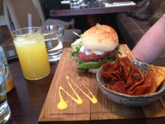 The Adelphi Kitchen: Best burger in town and so much more